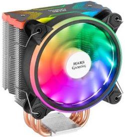 Ventilador con disipador Mars gaming MCPUX/ 12cm Tablets - TAC-VEN MCPUX