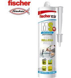 Fischer ms sellante adhesivo cristal 290ml 8413159488919 - 96000