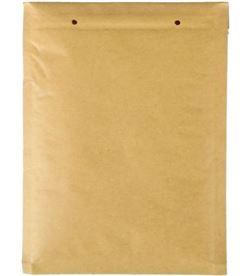 Todoelectro.es paquete de 10 bolsas acolchadas kraft con plastico burbuja 150x215 mm -19 146027 - 146027