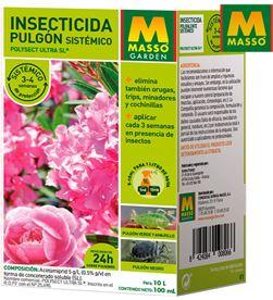 Masso insecticida pulgón sistémico 100 ml. 3121970169782 - 06542