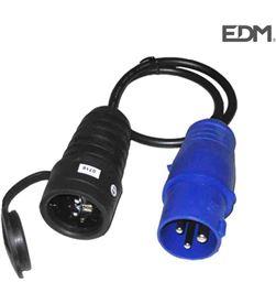 Edm clavija cetac+cable+base aerea t/tl 16 a 8425998460087 - 46008