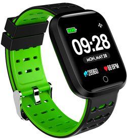 Innjoo SPORTWATCH GREE verde sportwatch tft 1.33'' reloj inteligente deportivo bluetooth - SPORTWATCH GREEN