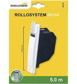 Schellenberg recogedor empotrar minipack para persiana.cinta 5mts (distancia taladro 150 4003971501442 - 87062