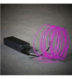 Luca cuerda de neon color lila 275cm 8718861660432 - 71832