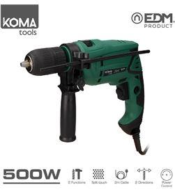 Koma taladro percutor - 500w - edm 8425998087000 KOMA - 08700