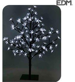 Edm arbol 3d sakura tronco recto 60cm 120 leds blanco frio (interior) 8425998718836 - 71883