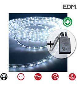 Edm kit flexiled 12mts multifuncion blanco frio 8425998714913 - 71491