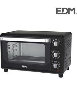 Edm horno de sobremesa electrico - 23 litros - 1500w - 8425998075823 - 07582