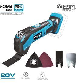 Koma multiherramienta 20v (sin bateria y cargador) tools pro series battery 8425998087659 - 08765