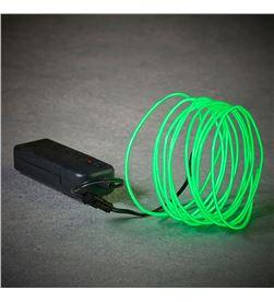 Luca cuerda de neon color verde 275cm 8718861660449 - 71833