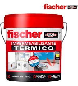 Fischer impermeabilizante 4l termico 4048962348620 - 96265