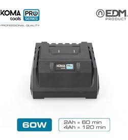 Koma cargador bateria 60w tools pro series battery edm 8425998087727 - 08772