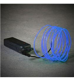 Luca cuerda de neon color azul 275cm 8718861660456 - 71835