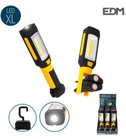 Edm linterna led xl 3+1 led 200-120 lumens 8425998363838 - 36383