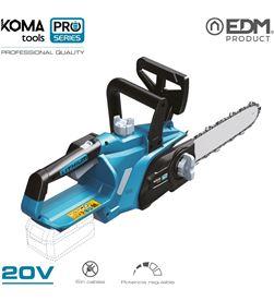 No motosierra 20v (sin bateria y cargador) koma tools pro series battery edm 8425998087611 - 08761