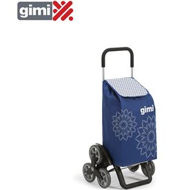 Carrito de la compra tris floral blue Gimi 154312 8001244014305 - 76449