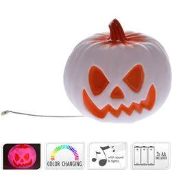No calabaza halloween con luz y sonido 8719202264616 - 71793