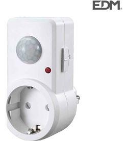 Edm clavija con detector de movimiento 1.200w 8425998032253 - 03225
