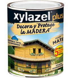 Xylazel plus decora mate castaño 0.750l 8414956224038 - 25545