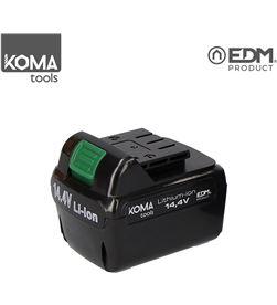 Koma bateria recambio - lithium-ion - 14,4v para taladro/atornillador ref: 08703 8425998087307 - 08730
