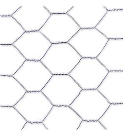 Nortene malla metalica de triple torsion galvanizada 19x0,7mm/0,5x10mts 8413246011815 - 75840