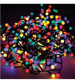 No guirnalda ''cherry compact'' parpadeante exterior 1100cm 500led multicolor 8719152354818 - 71027