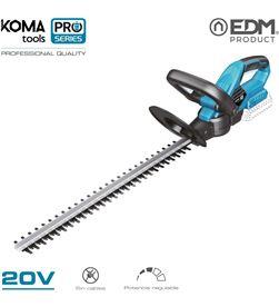No cortasetos 20v (sin bateria y cargador) koma tools pro series battery edm 8425998087581 - 08758