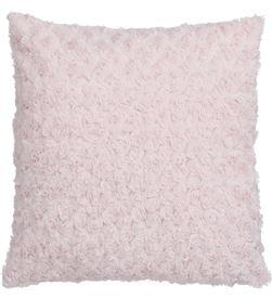 Atmosphera cojin modelo bouquet 45x45cm color rosa 3560239252610 - 68069