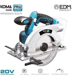 Koma sierra circular 20v (no incluye bateria y cargador) tools pro series 8425998087642 - 08764