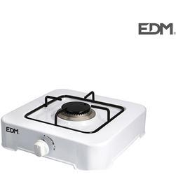 Edm cocina de gas - esmaltada - 1 fuego - 8425998074192 - 07419
