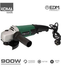 Koma amoladora - 900w - edm 8425998087024 KOMA - 08702