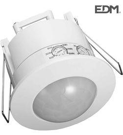 Edm detector movimiento empotrable 360º 8425998032239 - 03223