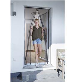 Schellenberg mosquitera en cortina magnetica antracita 120x240cm 4003971506430 - 75889