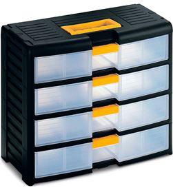 No cajonera 4 cajones storage con cierre 39,1x19,7x33,4cm 8005646023002 - 75061