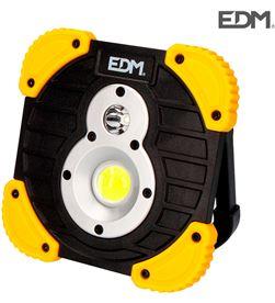 Edm linterna foco recargable led xl 750 lumen 8425998363777 - 36377