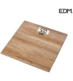 Edm bascula de baño max 180kg mod 3 8425998075311 BASCULAS - 07531