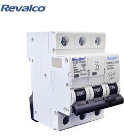 Revalco iga 2p 25a c 10ka- prot. sobret. permanente segun normativa en-50550 8425998025408 - 02540
