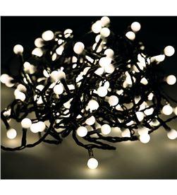 Lumineo guirnalda ''cherry'' parpadeante exterior 1350cm 180led luz calida 8711277339480 - 71018
