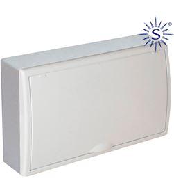 Solera caja para icp 1-4 elementos distribucion hasta 12 elementos superficie ip40 8423220009950 - 61069