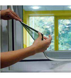 Schellenberg mosquitera con marco magnetico blanco medidas: 100x120cm 4003971507468 - 75880