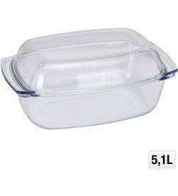 Termolex fuente rectangular cristal con tapa 5l 34x21x9,5/15cm 8718158460196 - 76945