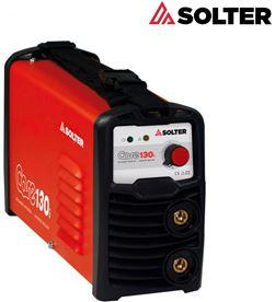Solter equipo soldador inverter core 130i con accesorios 8427338040959 - 82922