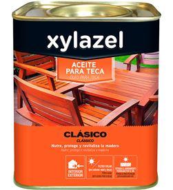 Xylazel aceite para teca incoloro 0.750l 8414956030004 - 25566