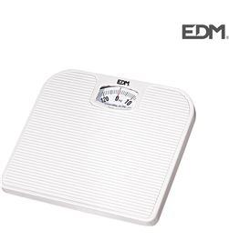 Edm bascula de baño mecanica max. 130kg 8425998076172 - 07617