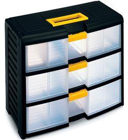 No cajonera 3 cajones storage con cierre 39,1x19,7x33,4cm 8005646023019 - 75060
