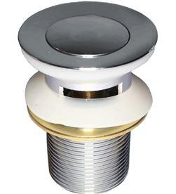 Edm valvula de lavabo - ''clic-clac'' - con rebosadero - (envasado) 8425998017021 - 01702