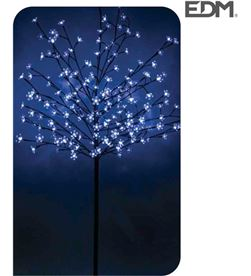 Edm arbol 3d sakura 150cm 200 leds azules (interior) 8425998718829 - 71882