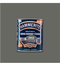 Bruguer hammerite esmalte metalico forja gris oscuro 0.750l 8430078021515 - 25035