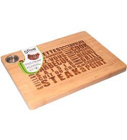 5 tabla bamboo letras 38x28x2cm 360239441663 MENAJE - 76302