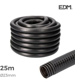 Edm ferroplast para exterior medida 23mm ce m-32 25mts 8425998663648 - 66364